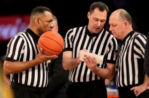 How to become an NBA referee?