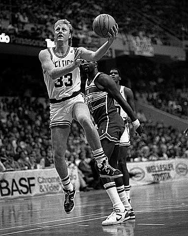 shoes worn by larry bird