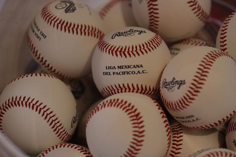 Baseballs Used in a Game of MLB